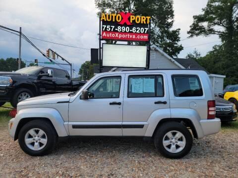 2009 Jeep Liberty for sale at Autoxport in Newport News VA