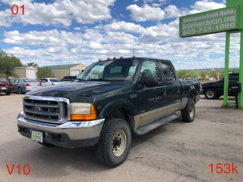 2001 Ford F-250 Super Duty for sale at Independent Auto in Belle Fourche SD