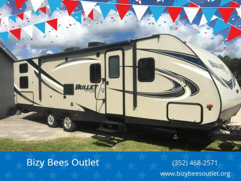 2016 Keystone BULLET for sale at Bizy Bees Outlet in Waldo FL