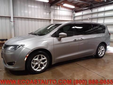 2018 Chrysler Pacifica for sale at East Coast Auto Source Inc. in Bedford VA