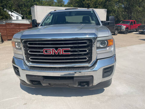 2015 GMC Sierra 3500HD for sale at Speedway Motors TX in Fort Worth TX