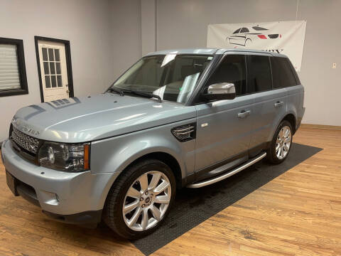 2013 Land Rover Range Rover Sport for sale at Quality Autos in Marietta GA