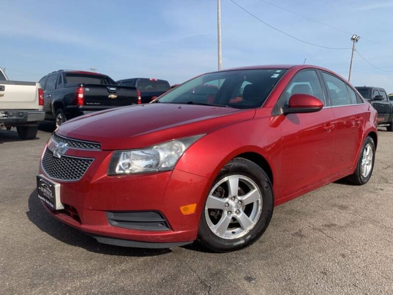 2013 Chevrolet Cruze for sale at Superior Auto Mall of Chenoa in Chenoa IL