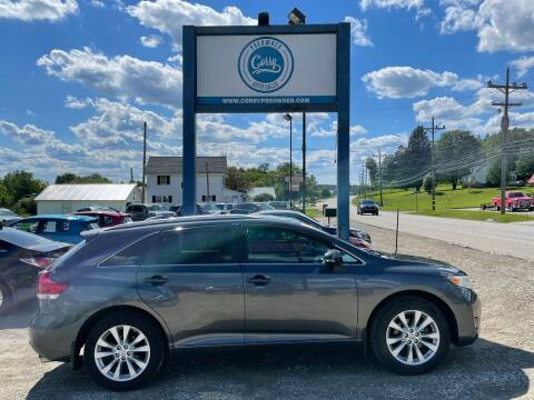 2014 Toyota Venza for sale at Corry Pre Owned Auto Sales in Corry PA