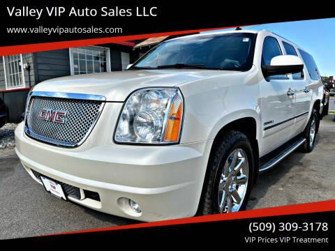 2010 GMC Yukon XL for sale at Valley VIP Auto Sales LLC in Spokane Valley WA