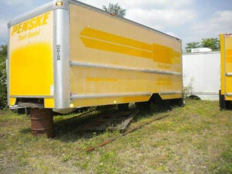 2007 Morgan Morgan for sale at Advanced Truck in Hartford CT