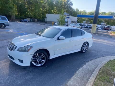 2008 Infiniti M35 for sale at BRAVA AUTO BROKERS LLC in Clarkston GA