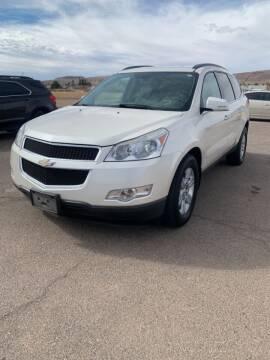 2012 Chevrolet Traverse for sale at Poor Boyz Auto Sales in Kingman AZ