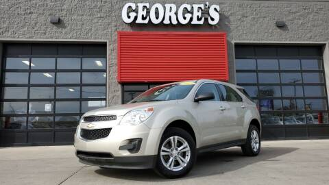 2013 Chevrolet Equinox for sale at George's Used Cars - Pennsylvania & Allen in Brownstown MI
