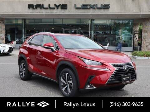 2019 Lexus NX 300 for sale at RALLYE LEXUS in Glen Cove NY