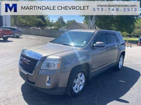 2012 GMC Terrain for sale at MARTINDALE CHEVROLET in New Madrid MO