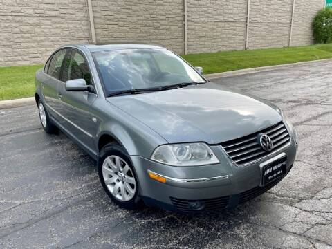 2003 Volkswagen Passat for sale at EMH Motors in Rolling Meadows IL