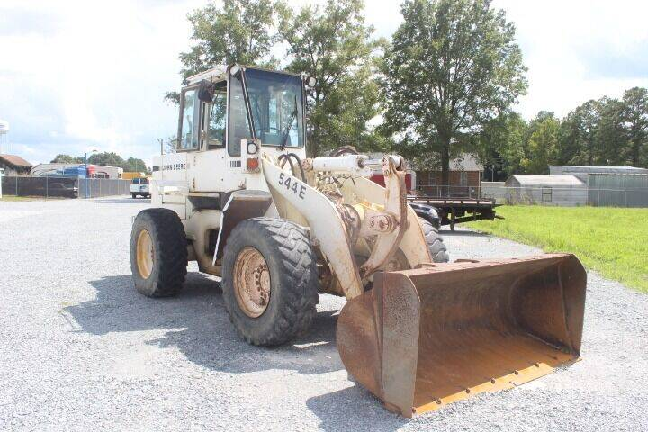 John Deere 544E for sale at Auto Connection 210 LLC in Angier NC