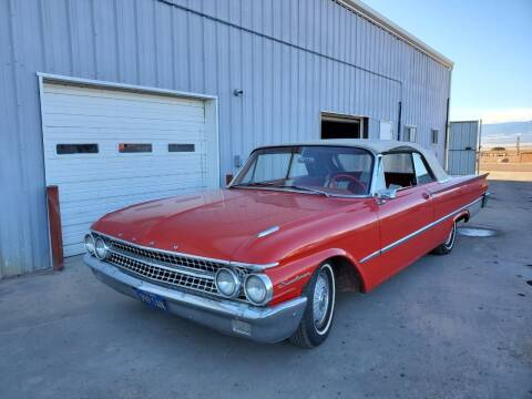 1961 Ford Galaxie for sale at Pikes Peak Motor Co in Penrose CO