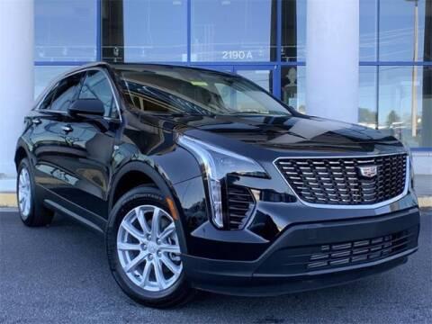 2021 Cadillac XT4 for sale at Capital Cadillac of Atlanta New Cars in Smyrna GA