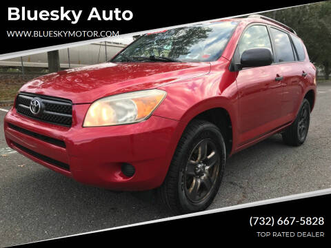2007 Toyota RAV4 for sale at Bluesky Auto in Bound Brook NJ