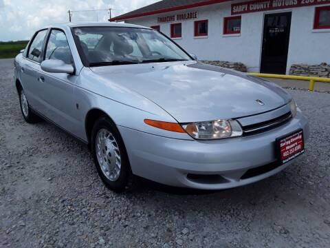 2002 Saturn L-Series for sale at Sarpy County Motors in Springfield NE