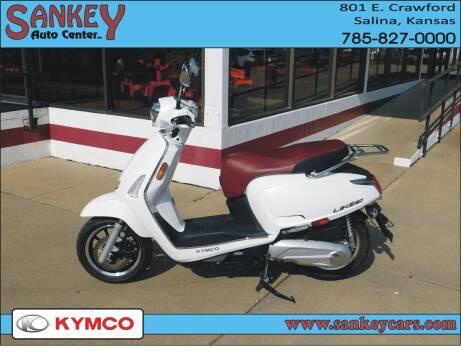 2020 Kymco Like 150i ABS w/Noodoe