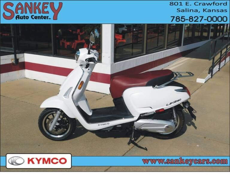 2020 Kymco Like 150i ABS w/Noodoe for sale at Sankey Auto Center, Inc in Salina KS