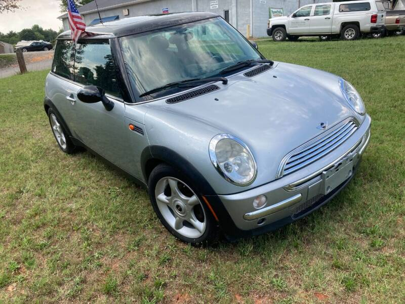2002 MINI Cooper for sale at Mocks Auto in Kernersville NC