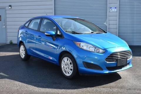 2014 Ford Fiesta for sale at Mix Autos in Orlando FL