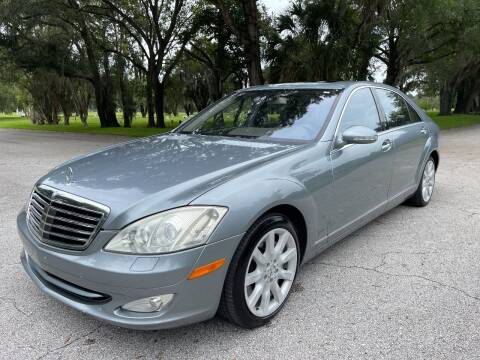 2008 Mercedes-Benz S-Class for sale at ROADHOUSE AUTO SALES INC. in Tampa FL