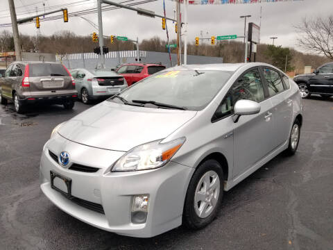 2010 Toyota Prius for sale at Cedar Auto Group LLC in Akron OH