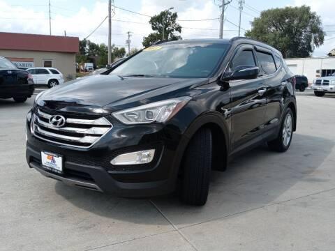2013 Hyundai Santa Fe Sport for sale at EURO MOTORS AUTO DEALER INC in Champaign IL