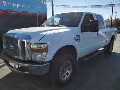 2009 Ford F-250 Super Duty for sale at DPM Motorcars in Albuquerque NM