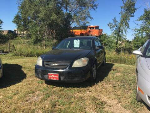 2009 Chevrolet Cobalt for sale at BARNES AUTO SALES in Mandan ND