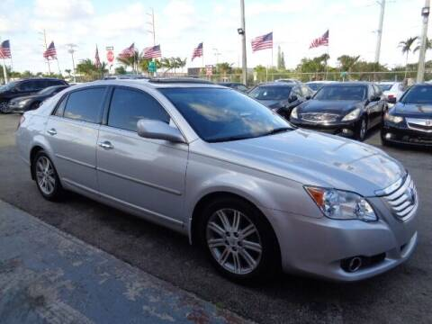 2008 Toyota Avalon for sale at Z MOTORS INC in Hollywood FL