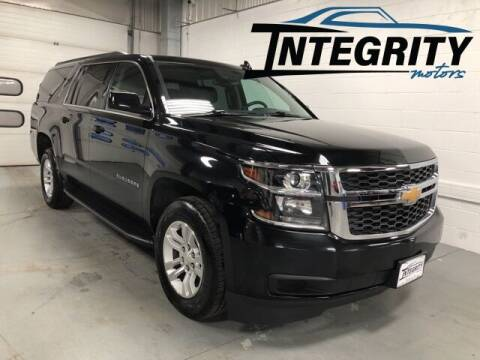 2018 Chevrolet Suburban for sale at Integrity Motors, Inc. in Fond Du Lac WI