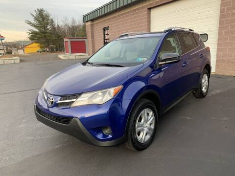 2015 Toyota RAV4 for sale at 924 Auto Corp in Sheppton PA