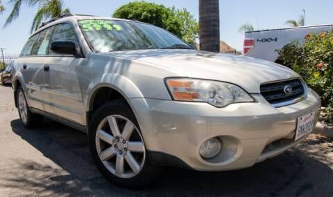 2007 Subaru Outback for sale at GQC AUTO SALES in San Bernardino CA