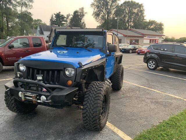 2011 Jeep Wrangler for sale at Cool Car Guys in Janesville WI