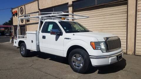 2009 Ford F-150 for sale at Vehicle Center in Rosemead CA