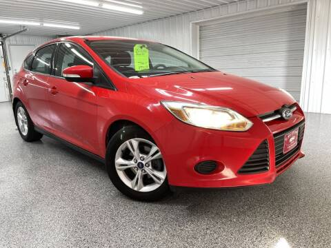 2013 Ford Focus for sale at Hi-Way Auto Sales in Pease MN
