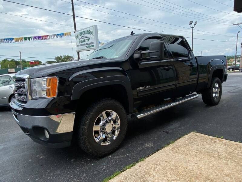 2012 GMC Sierra 2500HD for sale at Robbie's Auto Sales and Complete Auto Repair in Rolla MO