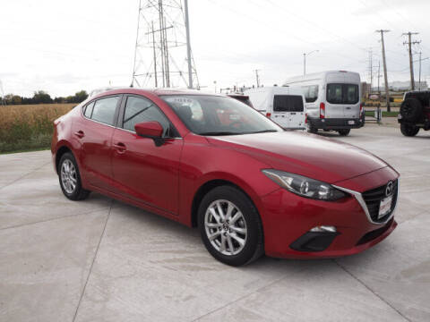 2016 Mazda MAZDA3 for sale at SIMOTES MOTORS in Minooka IL