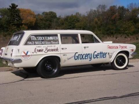 1963 Pontiac Tempest for sale at Classic Car Deals in Cadillac MI