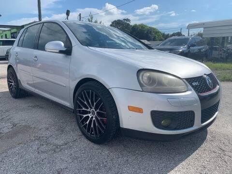 2007 Volkswagen GTI for sale at Marvin Motors in Kissimmee FL