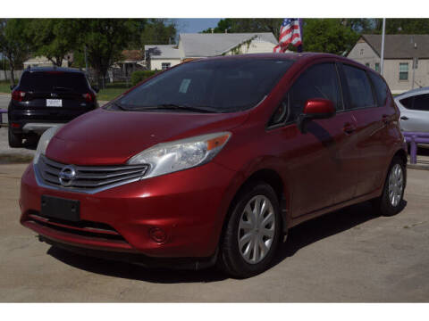 2014 Nissan Versa Note for sale at Watson Auto Group in Fort Worth TX