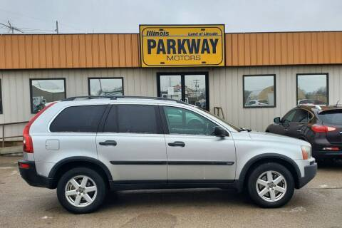 2006 Volvo XC90 for sale at Parkway Motors in Springfield IL