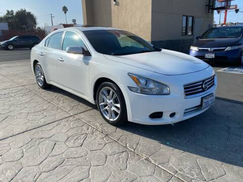 2012 Nissan Maxima for sale at Exceptional Motors in Sacramento CA