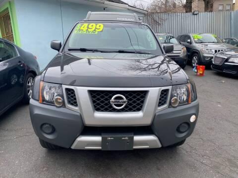 2015 Nissan Xterra for sale at Best Cars R Us LLC in Irvington NJ