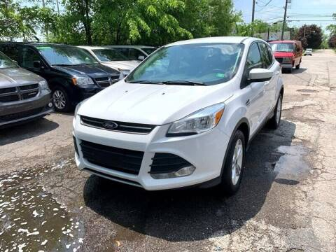 2016 Ford Escape for sale at Ohio Auto Connection Inc in Maple Heights OH