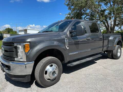 2017 Ford F-350 Super Duty for sale at Transtar Motors in Clearwater FL