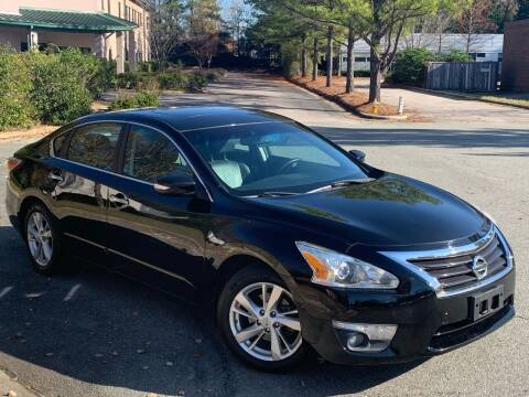 2015 Nissan Altima for sale at Triangle Motors Inc in Raleigh NC