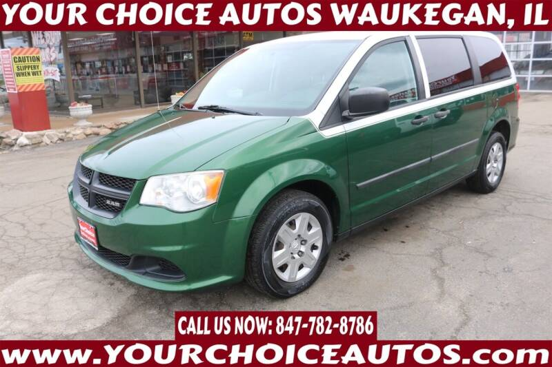 2014 RAM C/V for sale in Waukegan, IL