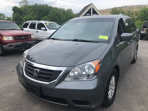 2008 Honda Odyssey for sale at Auto Gallery in Taunton MA